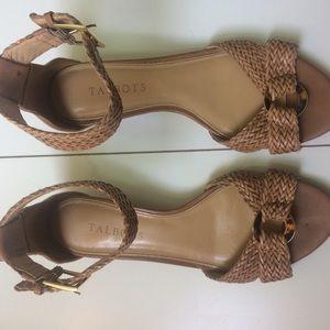 Talbots Mini-Wedge Sandals